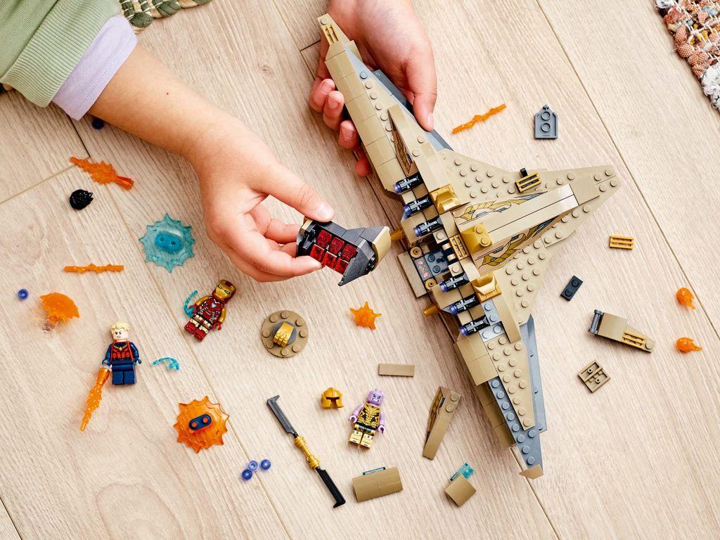 LEGO® Marvel Sanctuary II: Endgame Battle gameplay