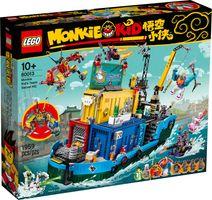 LEGO® Monkie Kid Monkie Kid's Team Secret HQ