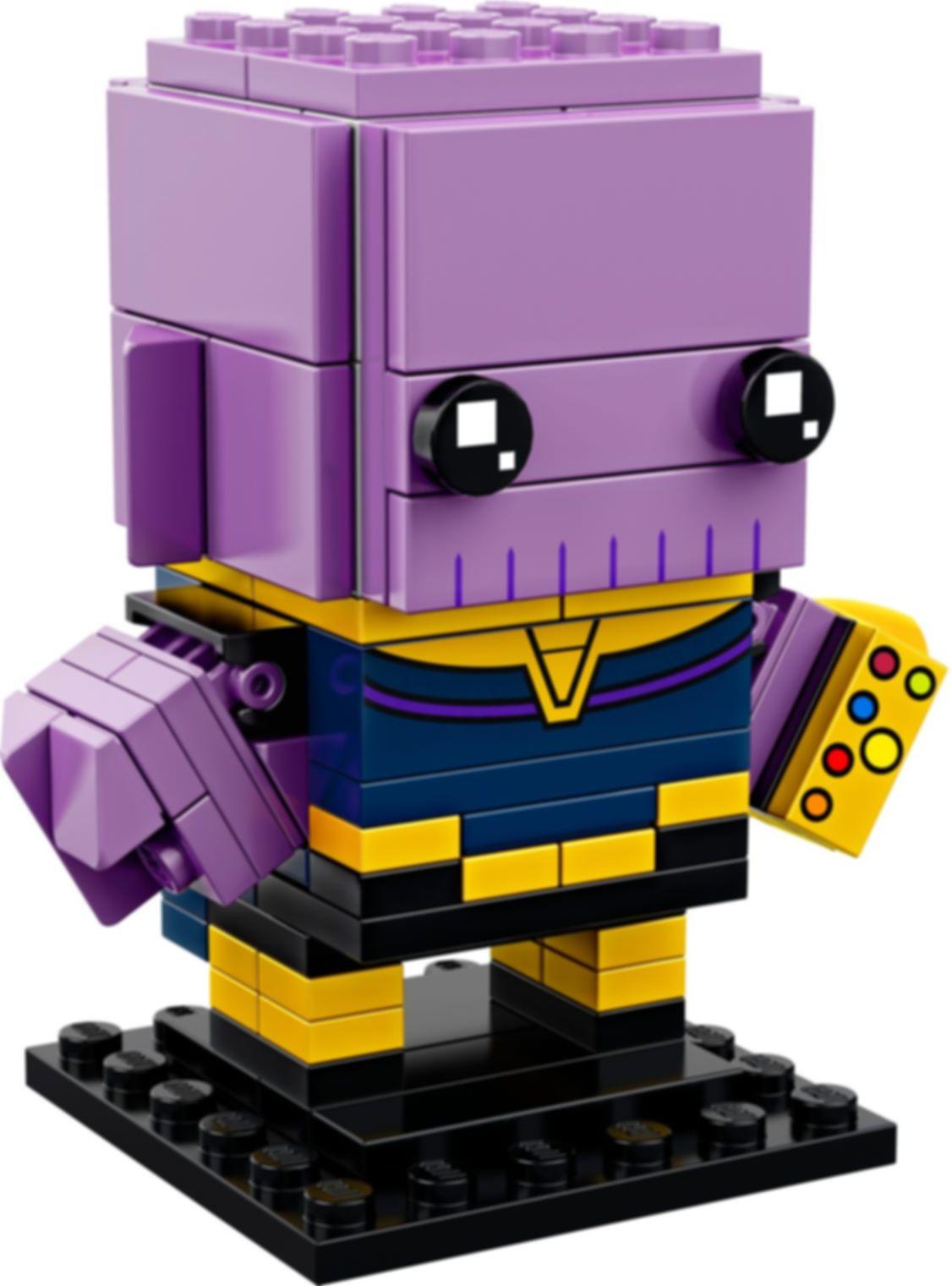 LEGO® BrickHeadz™ Thanos components