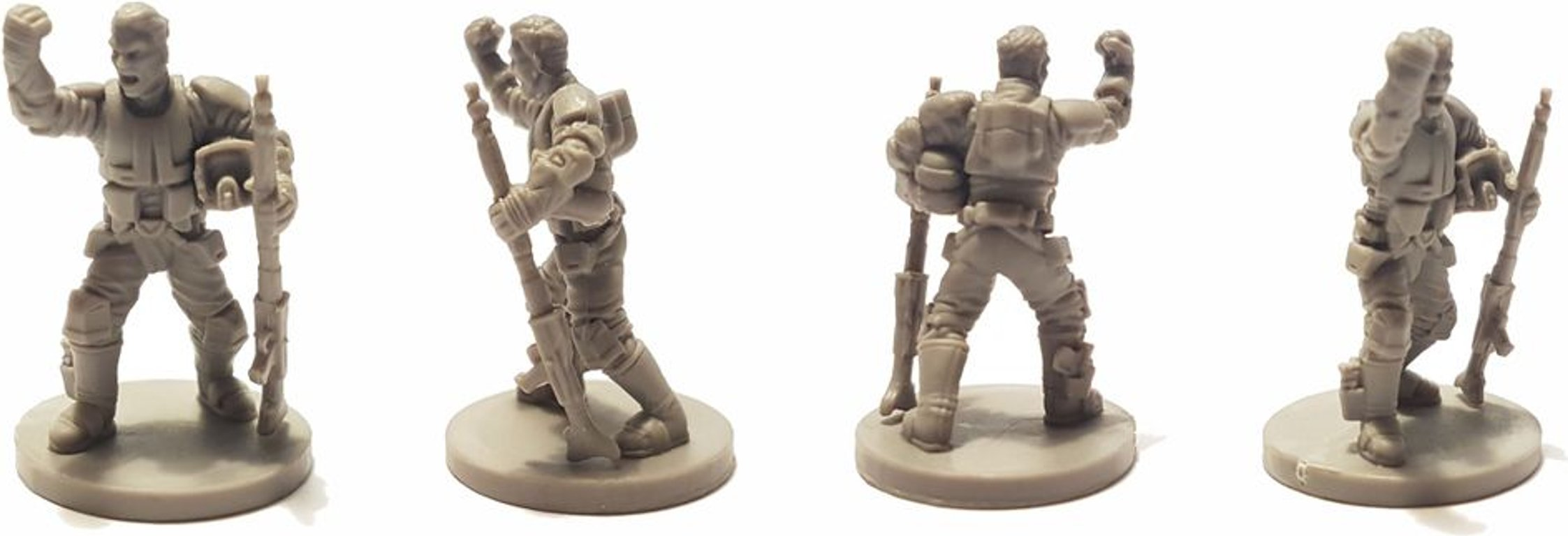 Star Wars: Imperial Assault - Agent Blaise miniatures