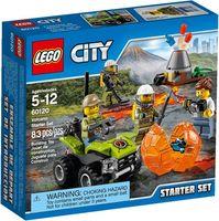 LEGO® City Volcano Starter Set