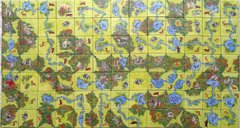 Carcassonne: Hunters and Gatherers tiles