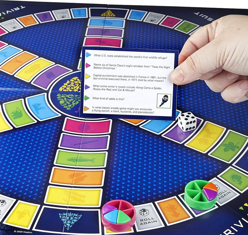Trivial Pursuit: Master Edition gameplay