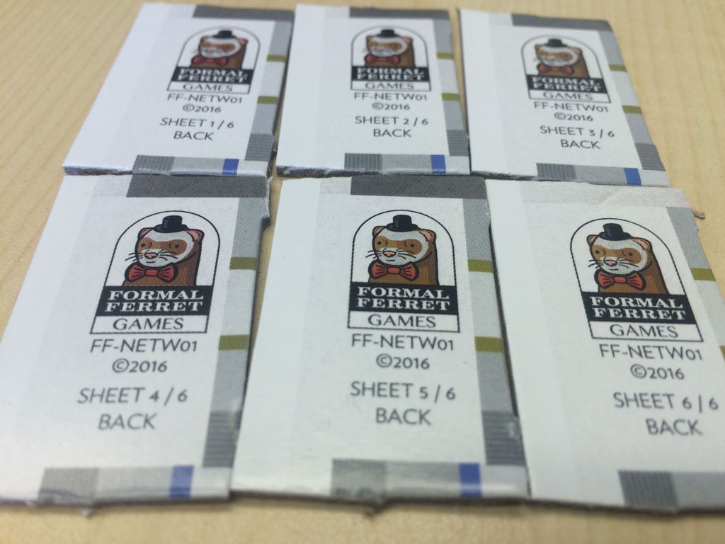 The Networks cards