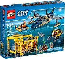 LEGO® City Deep Sea Operation Base