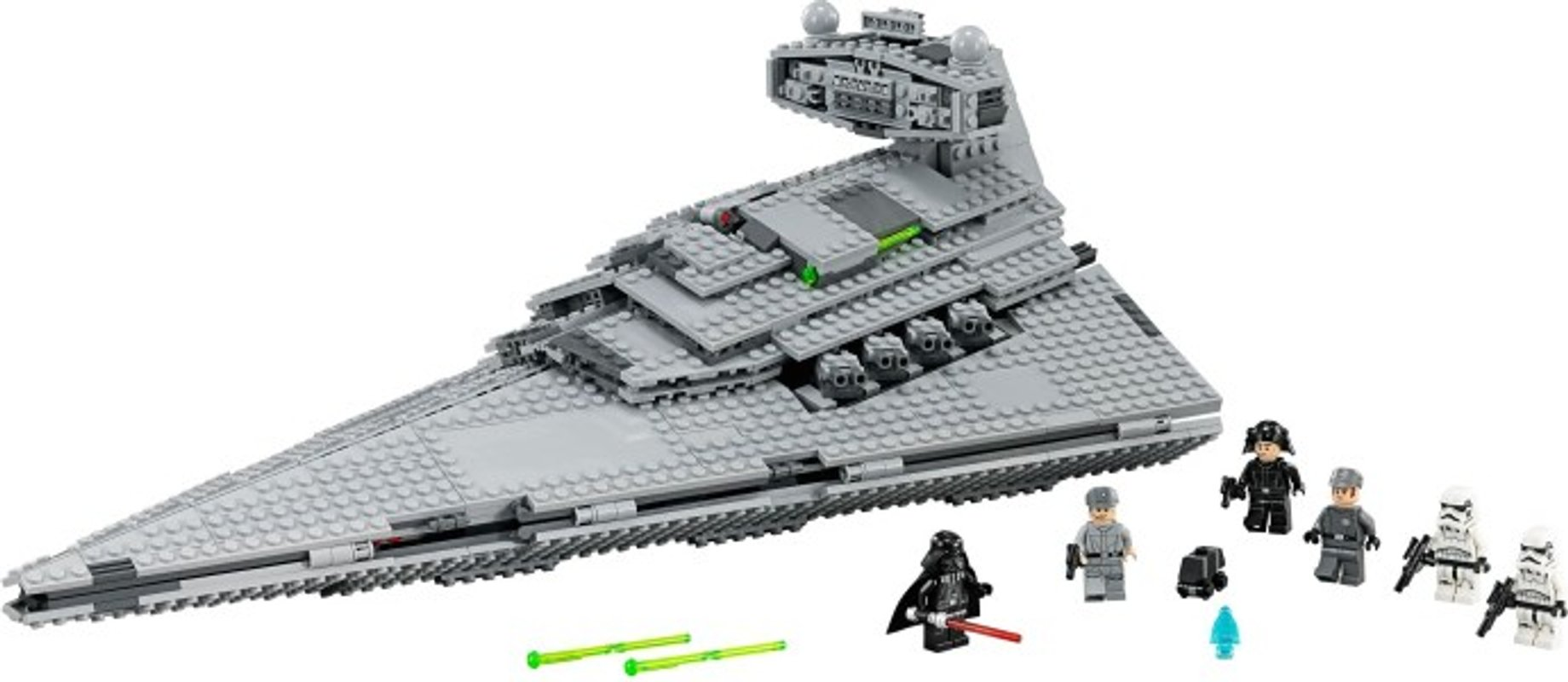 Imperial Star Destroyer minifigures
