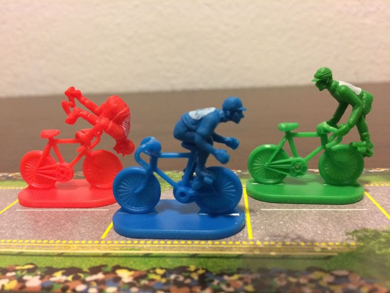 Flamme Rouge miniatures