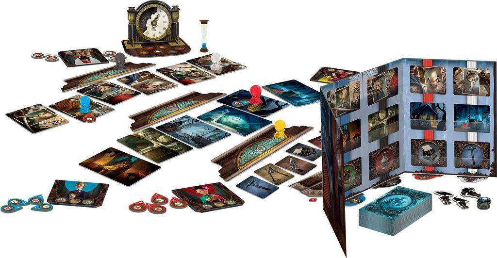 Mysterium gameplay