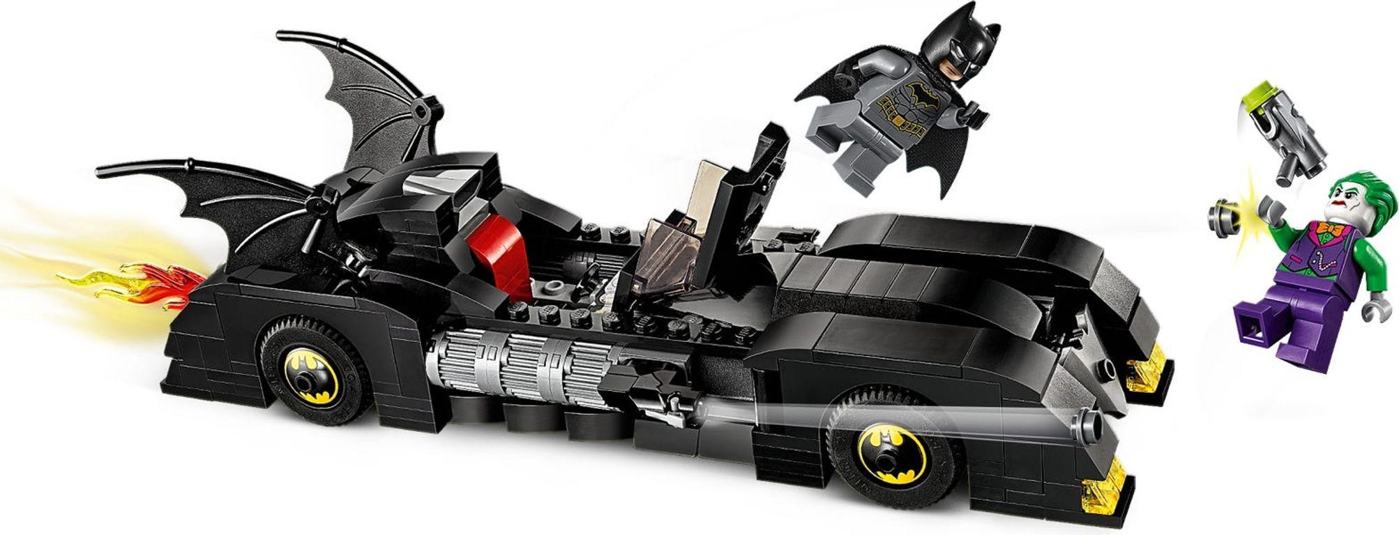 Batmobile™: Pursuit of The Joker™ gameplay