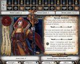 Relic: Halls of Terra characters