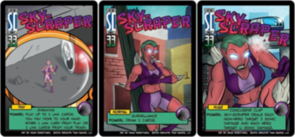 Sentinels of the Multiverse: Wrath of the Cosmos cards