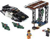 LEGO® Movie Bad Cop's Pursuit components