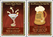 The Red Dragon Inn 4 cards