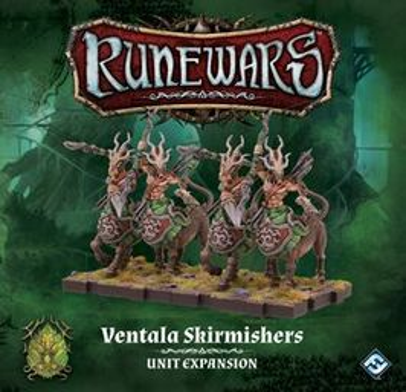 Runewars Miniatures Game: Ventala Skirmishers - Unit Expansion