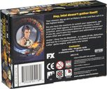 Archer: Once You Go Blackmail... back of the box