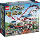 Roller Coaster back of the box