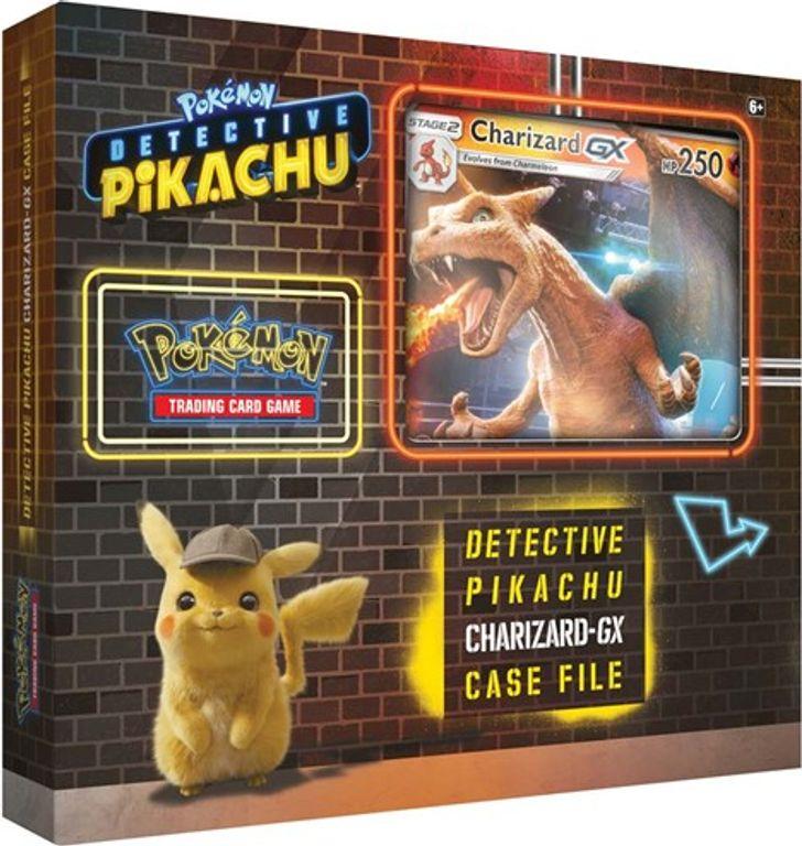 Pokemon+Detective+Pikachu+GX+Box+Charizard