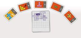 Patchwork Doodle components