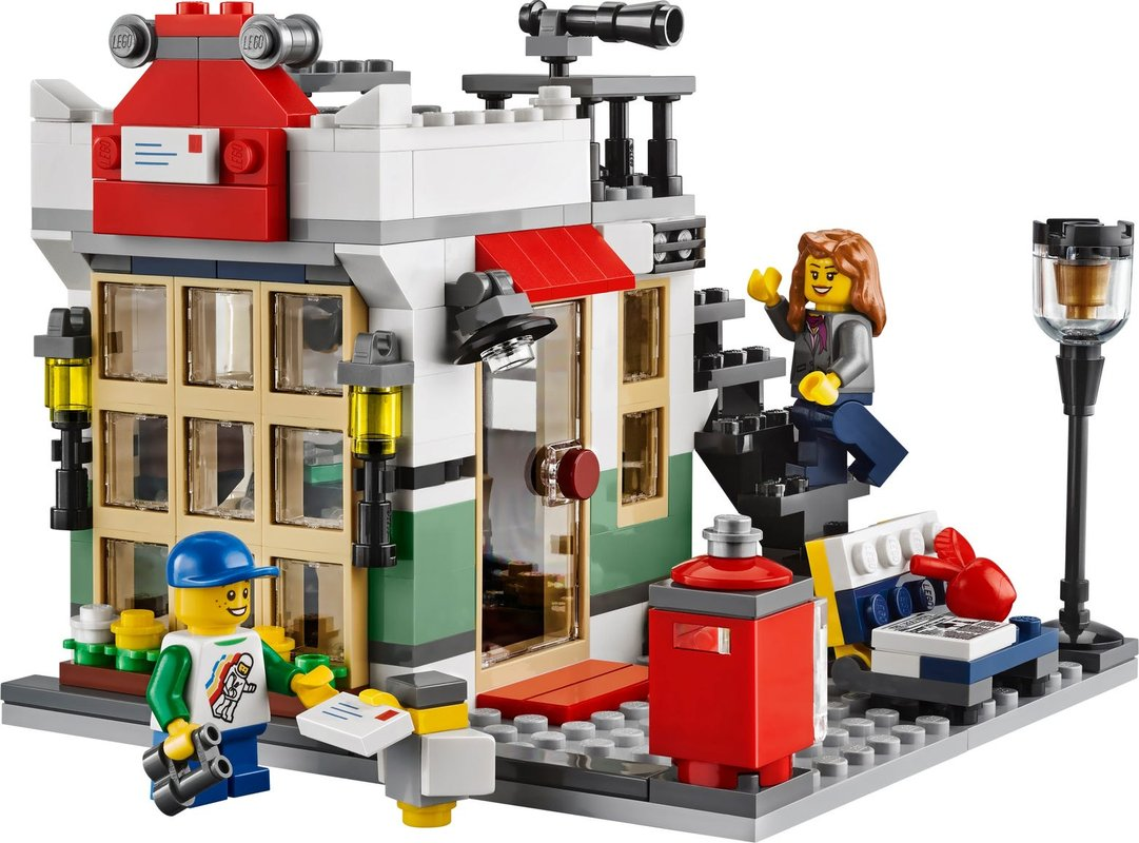 Toy & Grocery Shop alternative