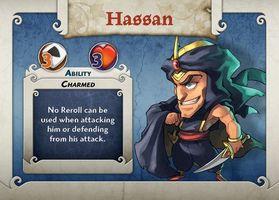 Arcadia Quest: Hassan