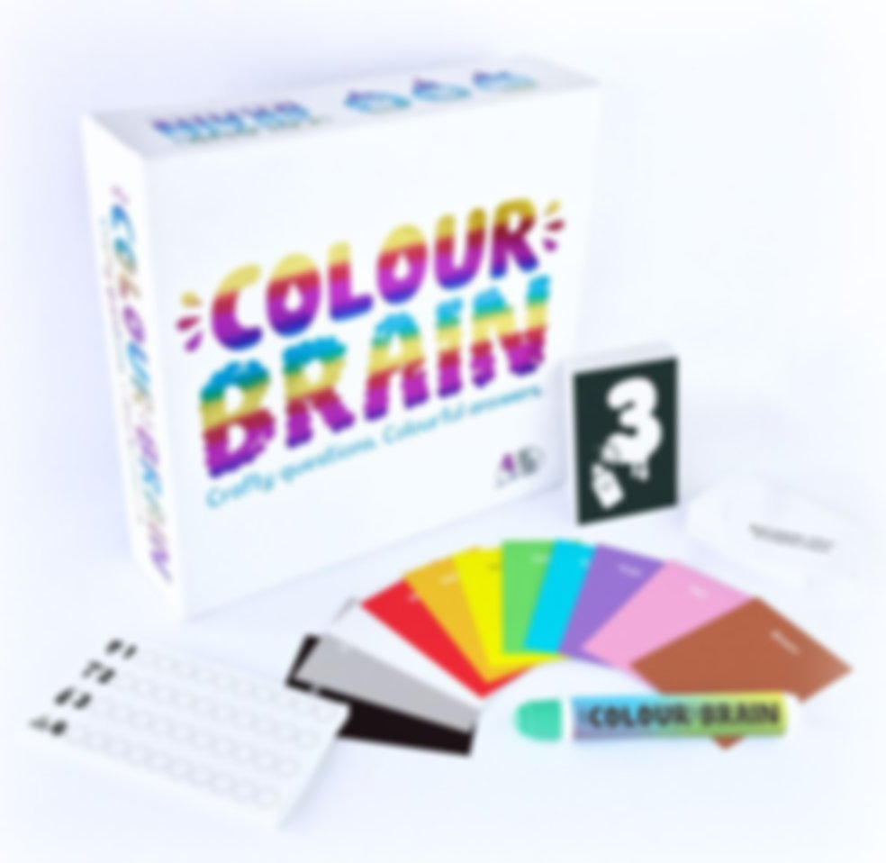 Colour brain components