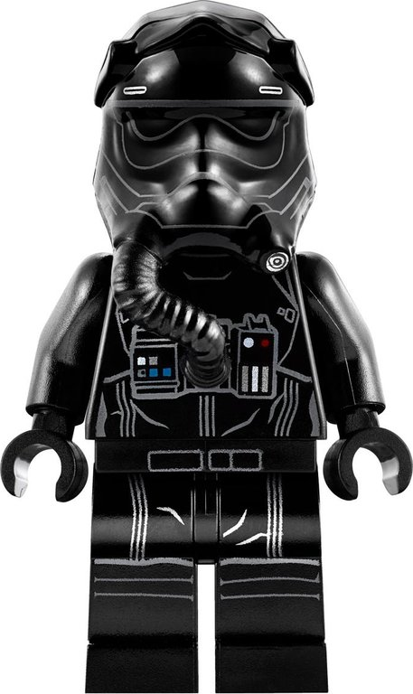 LEGO® Star Wars First Order TIE Fighter™ Microfighter minifigures