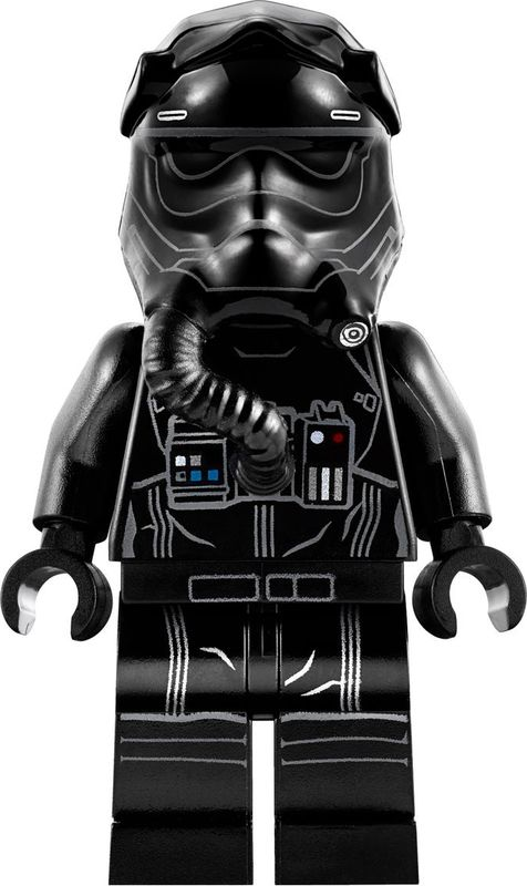 First Order TIE Fighter™ Microfighter minifigures