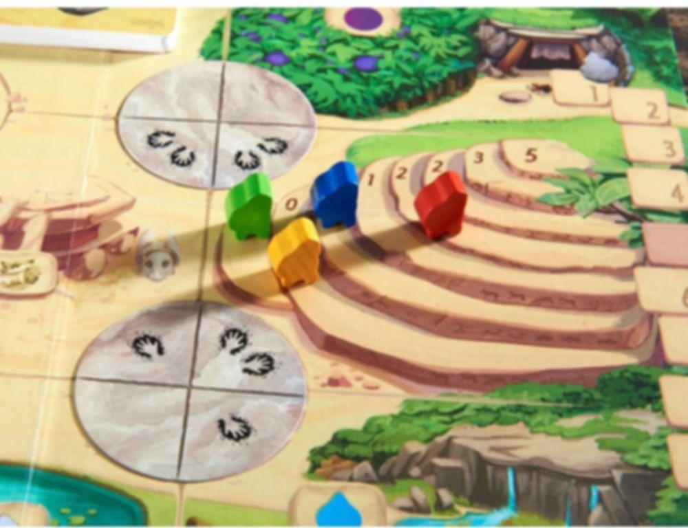 Honga gameplay