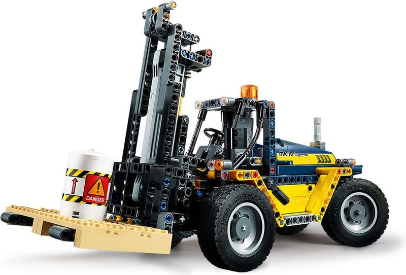 LEGO® Technic Heavy Duty Forklift components