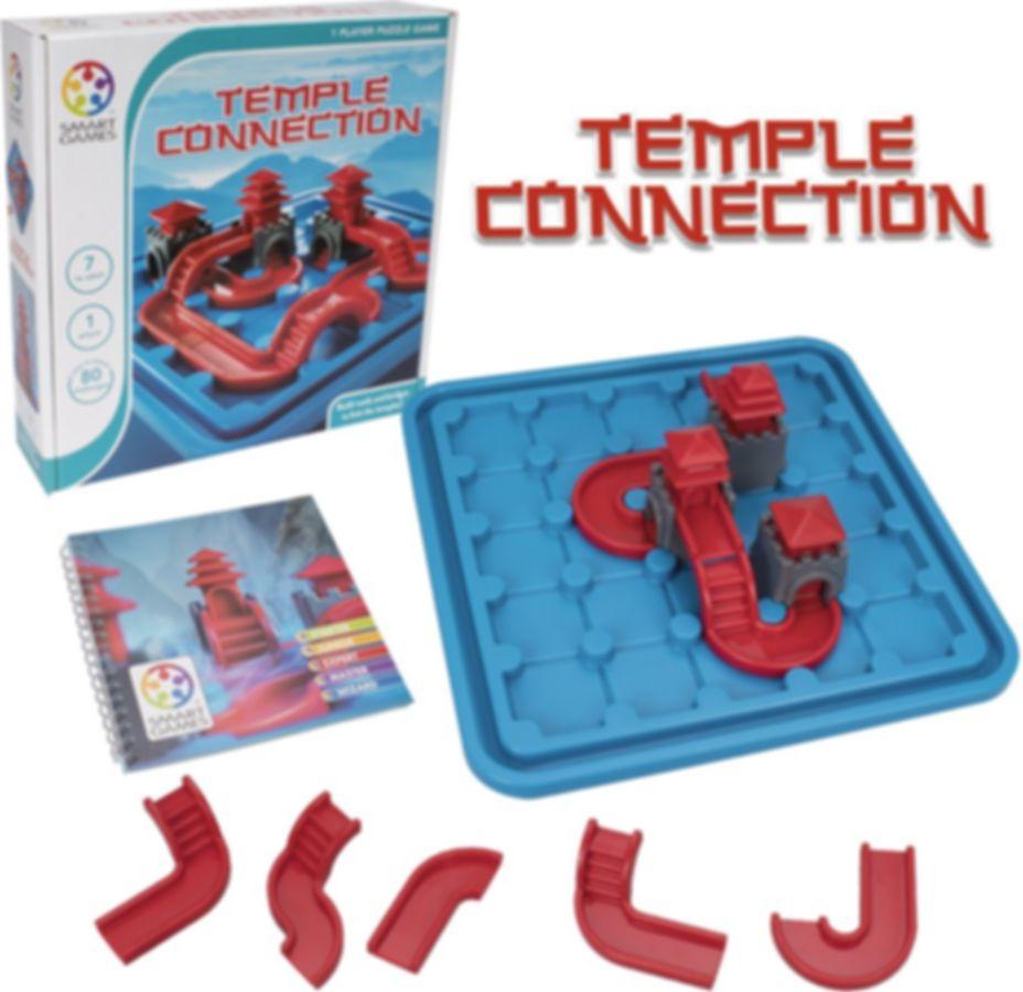 Temple Connection components