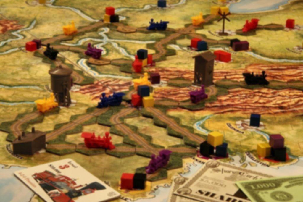 Railways of the World gameplay