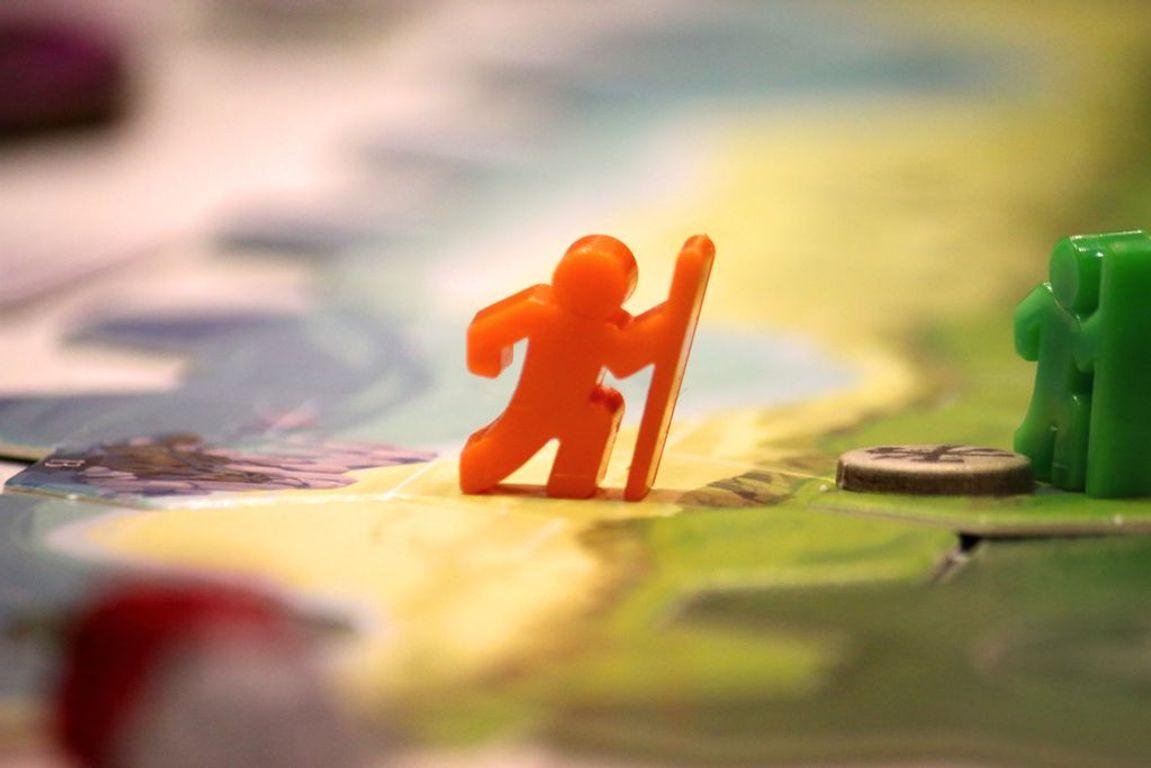 Discover: Lands Unknown componenti