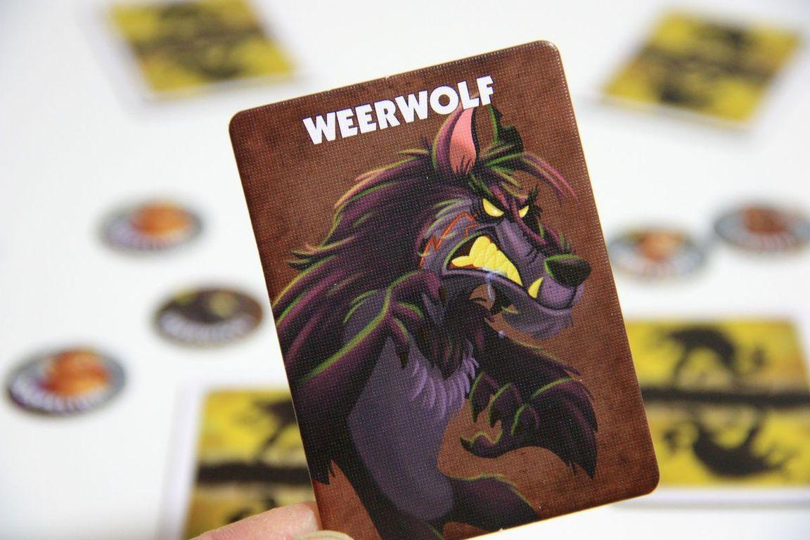 One Night Ultimate Werewolf cards