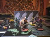 Hellboy: The Board Game miniatures
