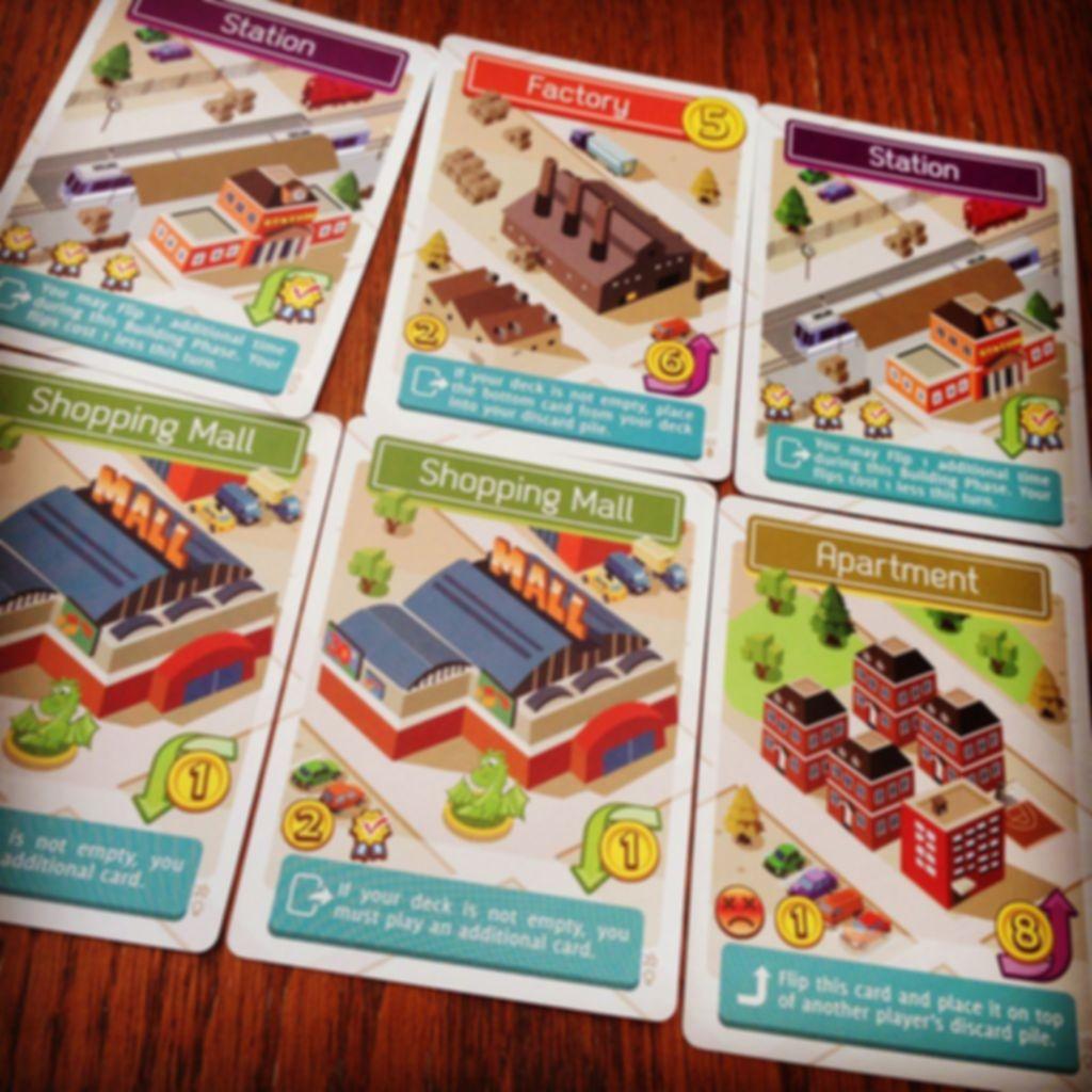 Flip City gameplay