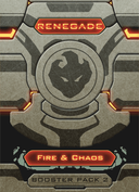Renegade%3A+Booster+Pack+2+-+Fire+%26+Chaos