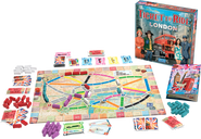 Ticket to Ride: London components