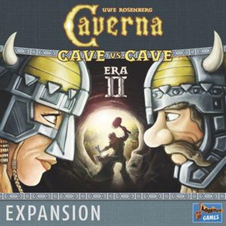 Caverna: Cave vs Cave - Era II: The Iron Age