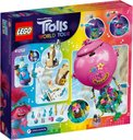 LEGO® Trolls Poppy's Hot Air Balloon Adventure back of the box