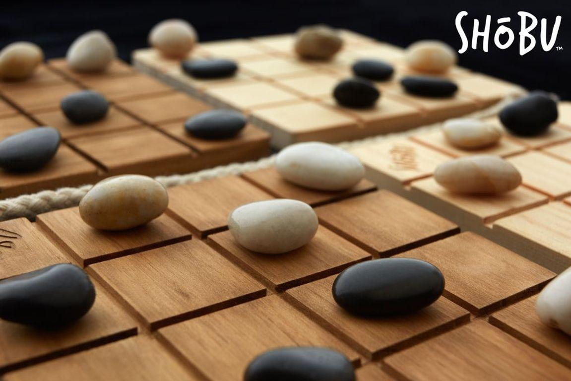 SHŌBU gameplay