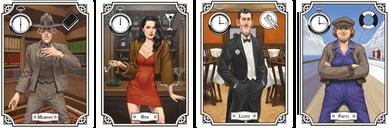 Perfect Alibi cards
