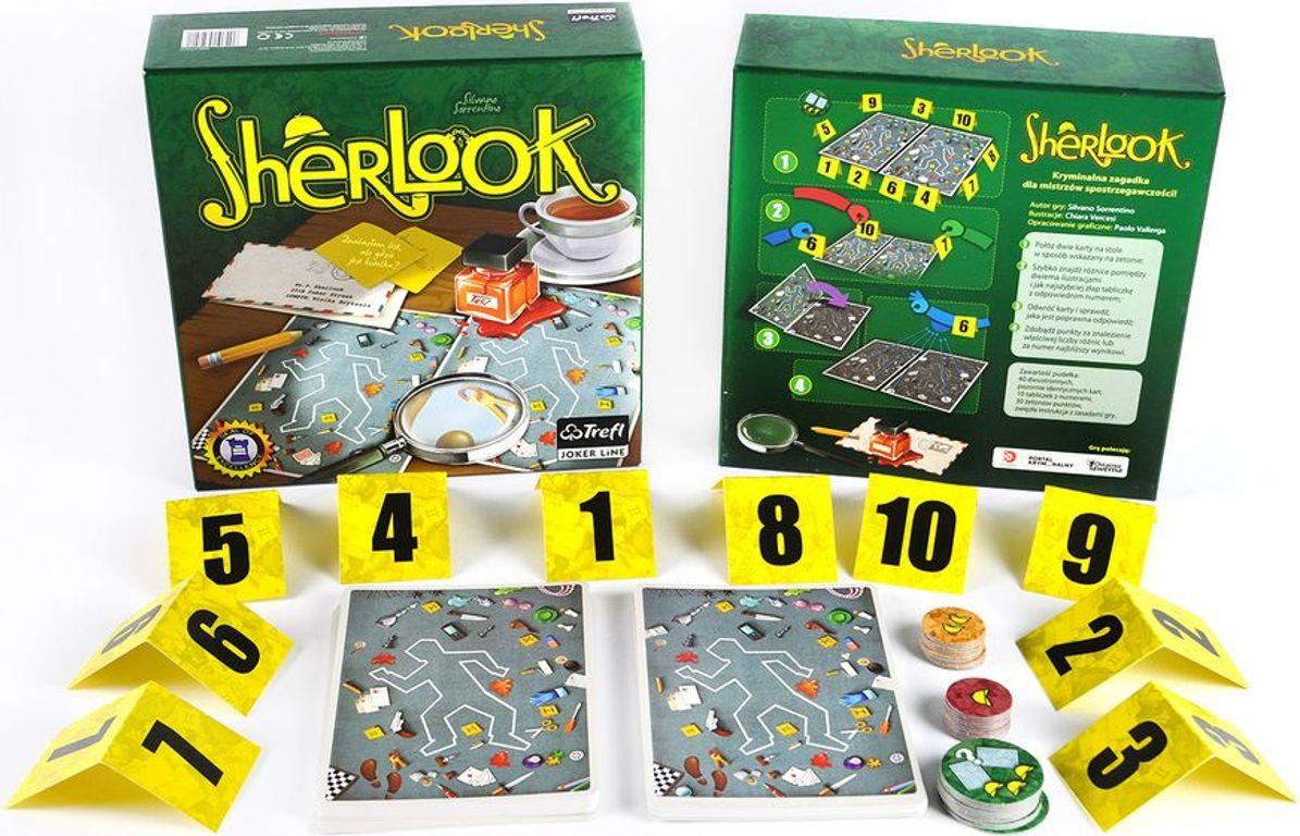 Sherlook components