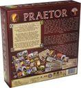 Praetor back of the box