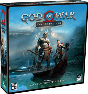 CMON Announces God of War: The Card Game