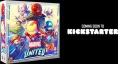 CMON onthult nieuwe miniatures game Marvel United