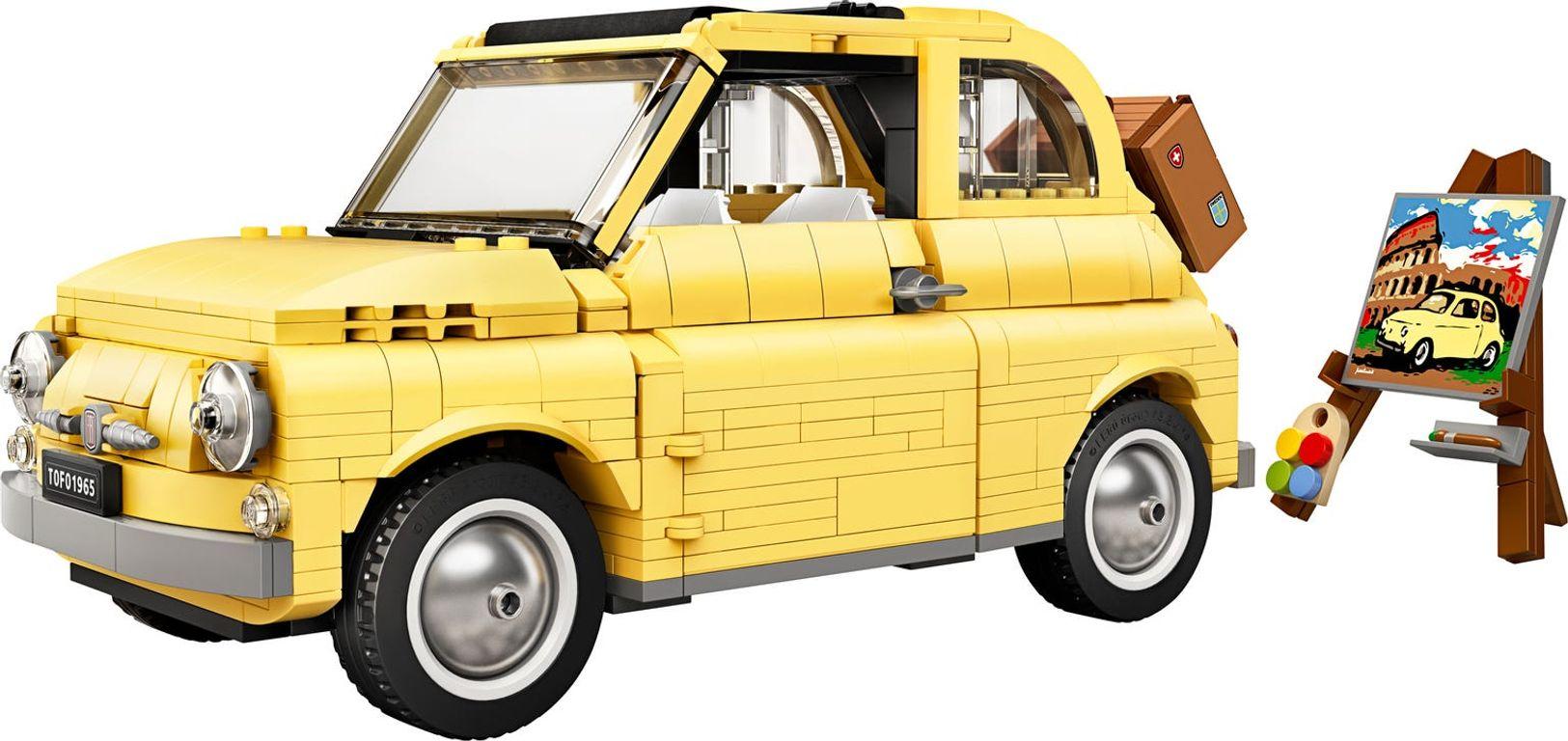 Fiat 500 components