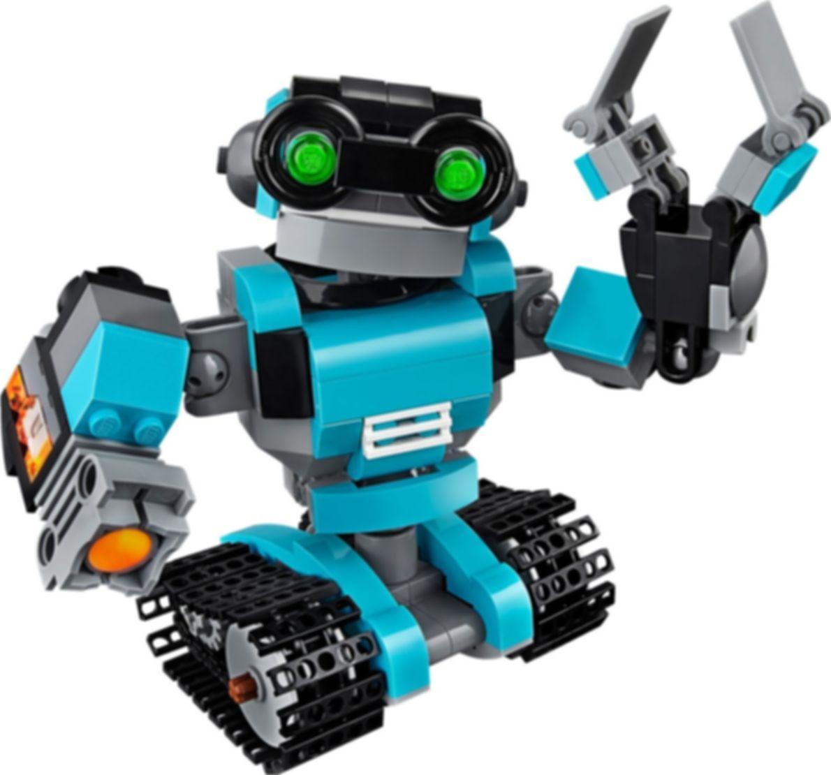 Robo Explorer gameplay