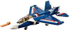 Blue Power Jet components