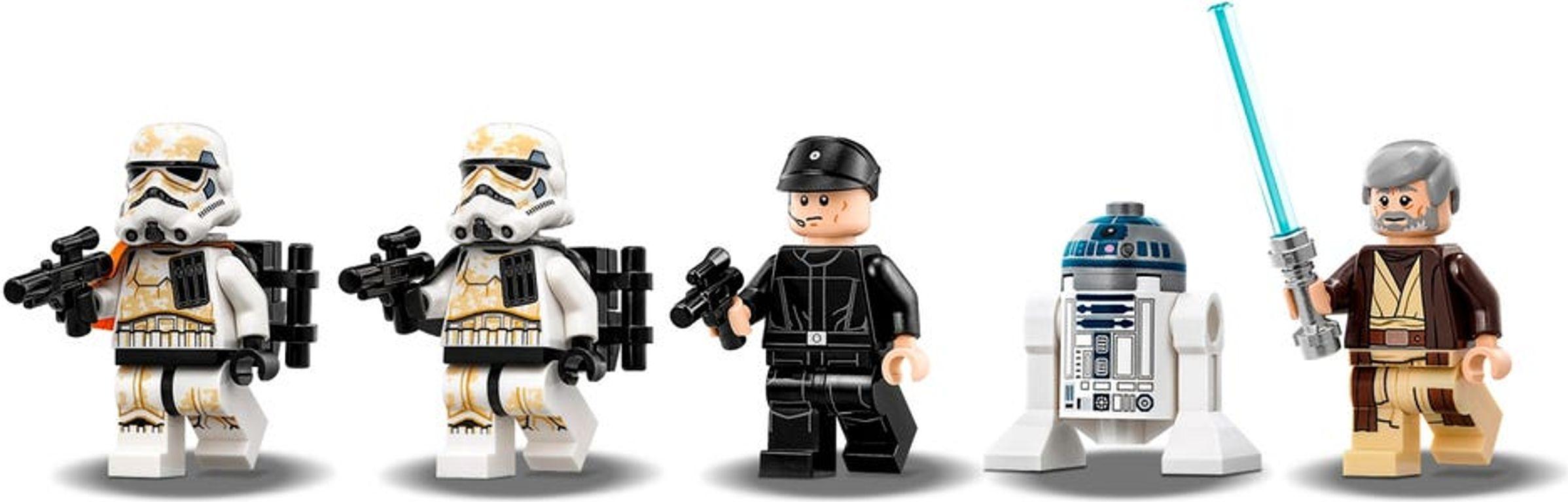 Imperial Landing Craft minifigures