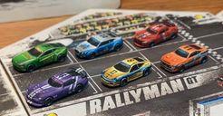 Rallyman: GT componenti